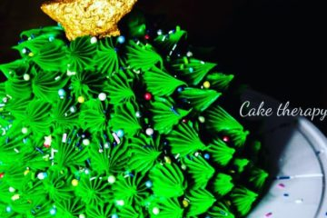 tort choinka