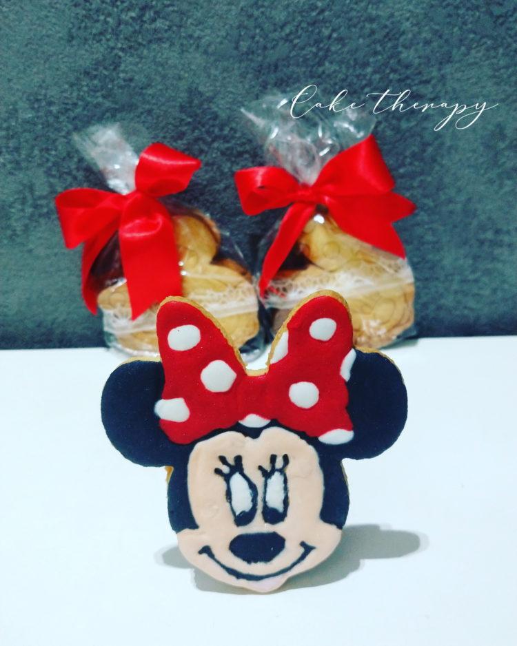 ciasteczka myszki miki