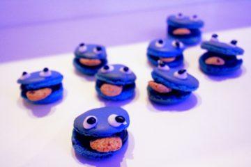 makaroniki ciasteczkowe potwory