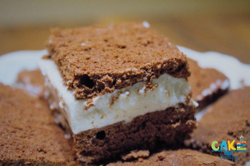 Jogurtowa kanapka a'la Cake Therapy