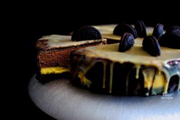 torcik czekolada marakuja