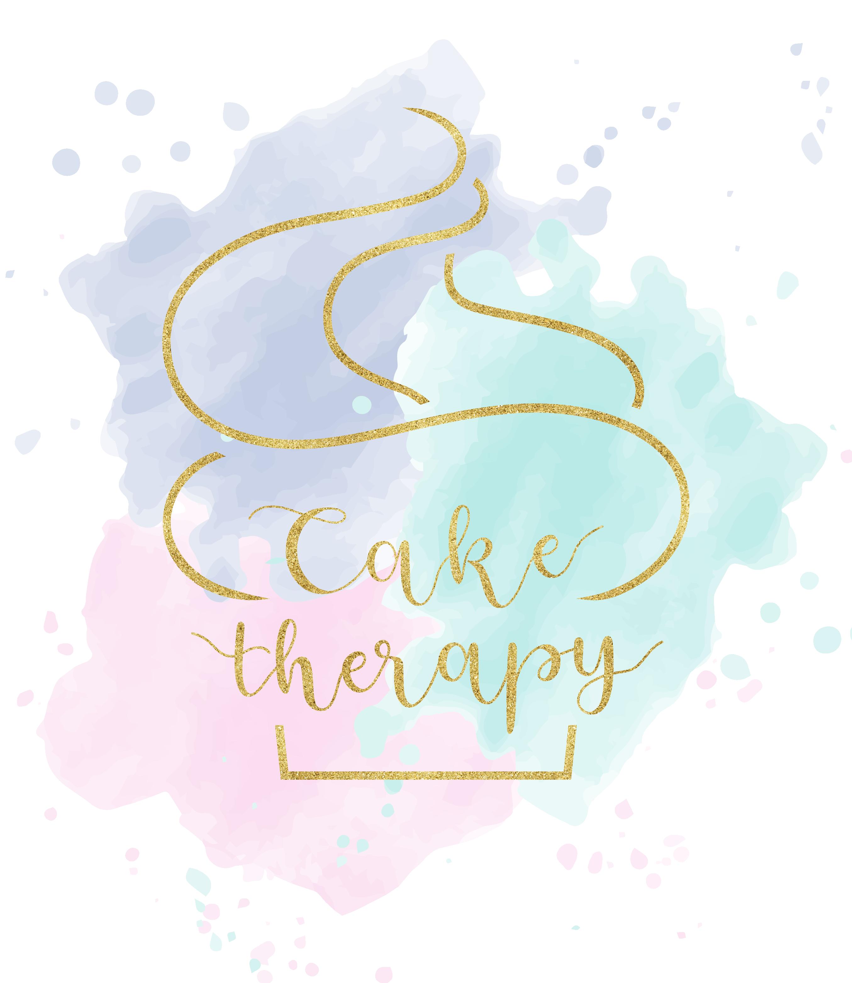 logo caketherapy