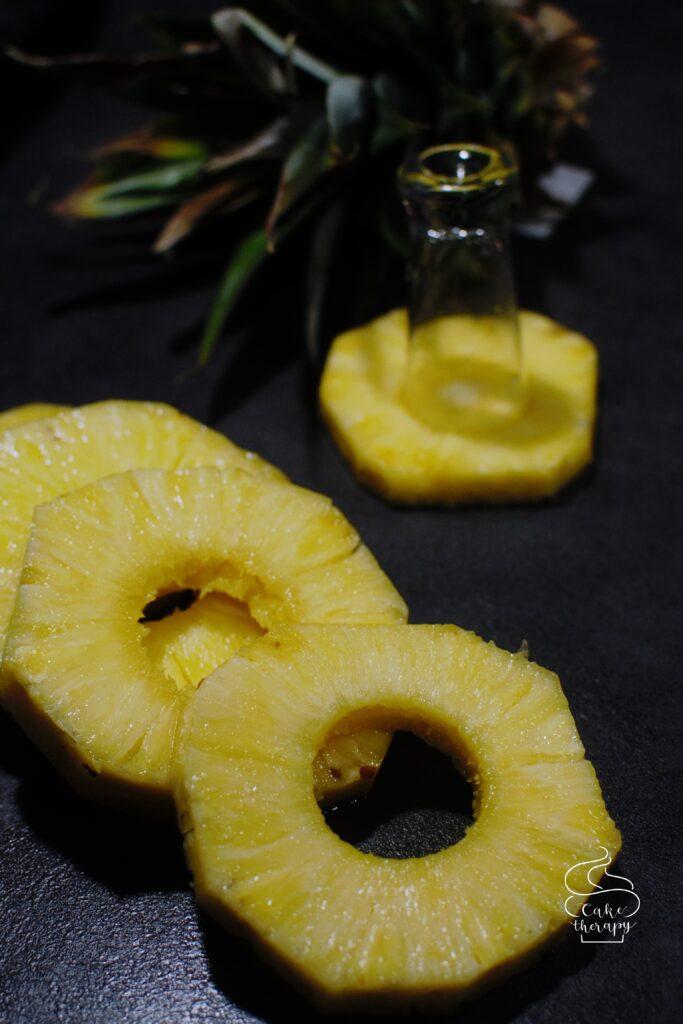 racuchy ananasowe