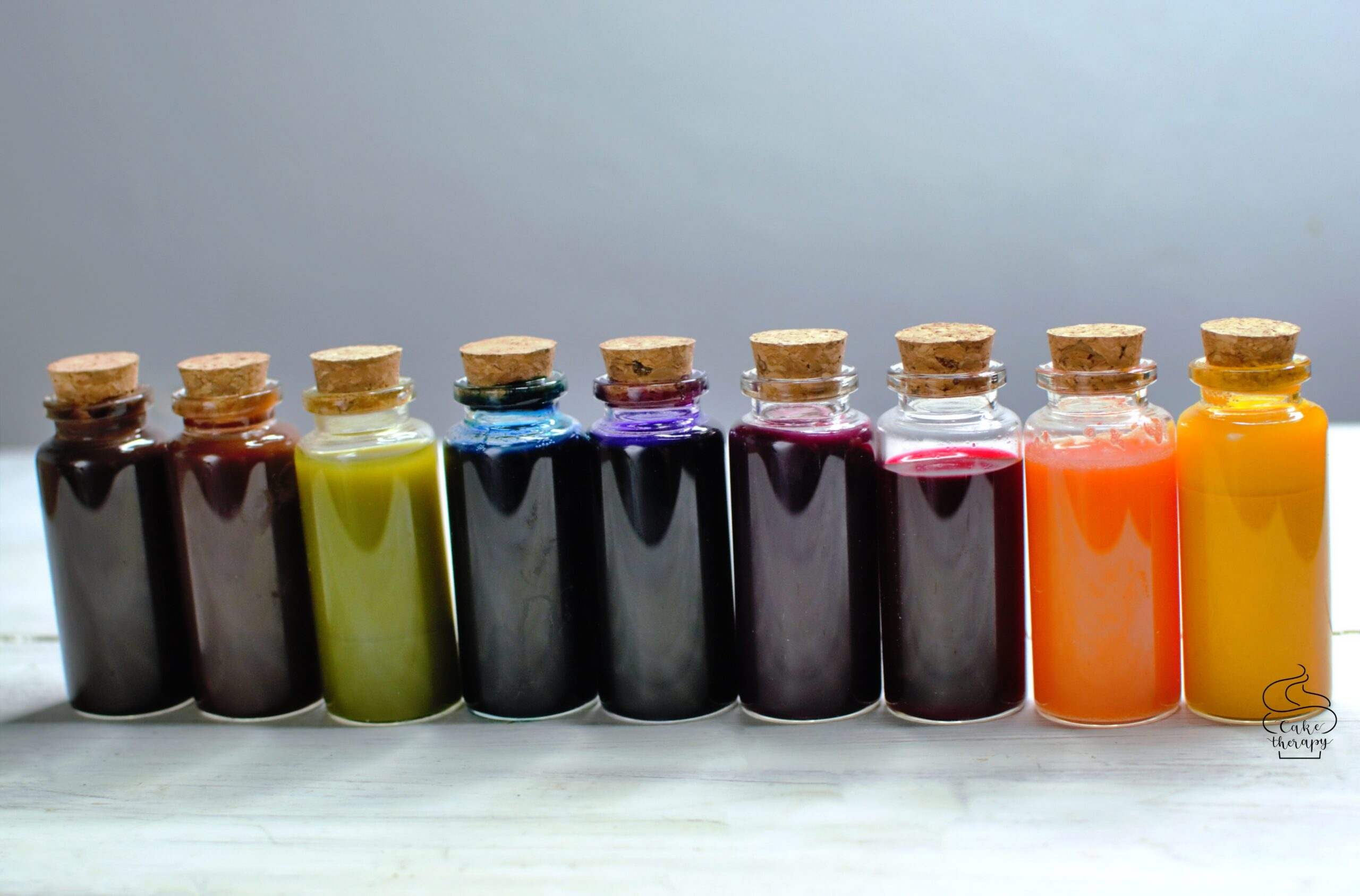 naturalne barwniki