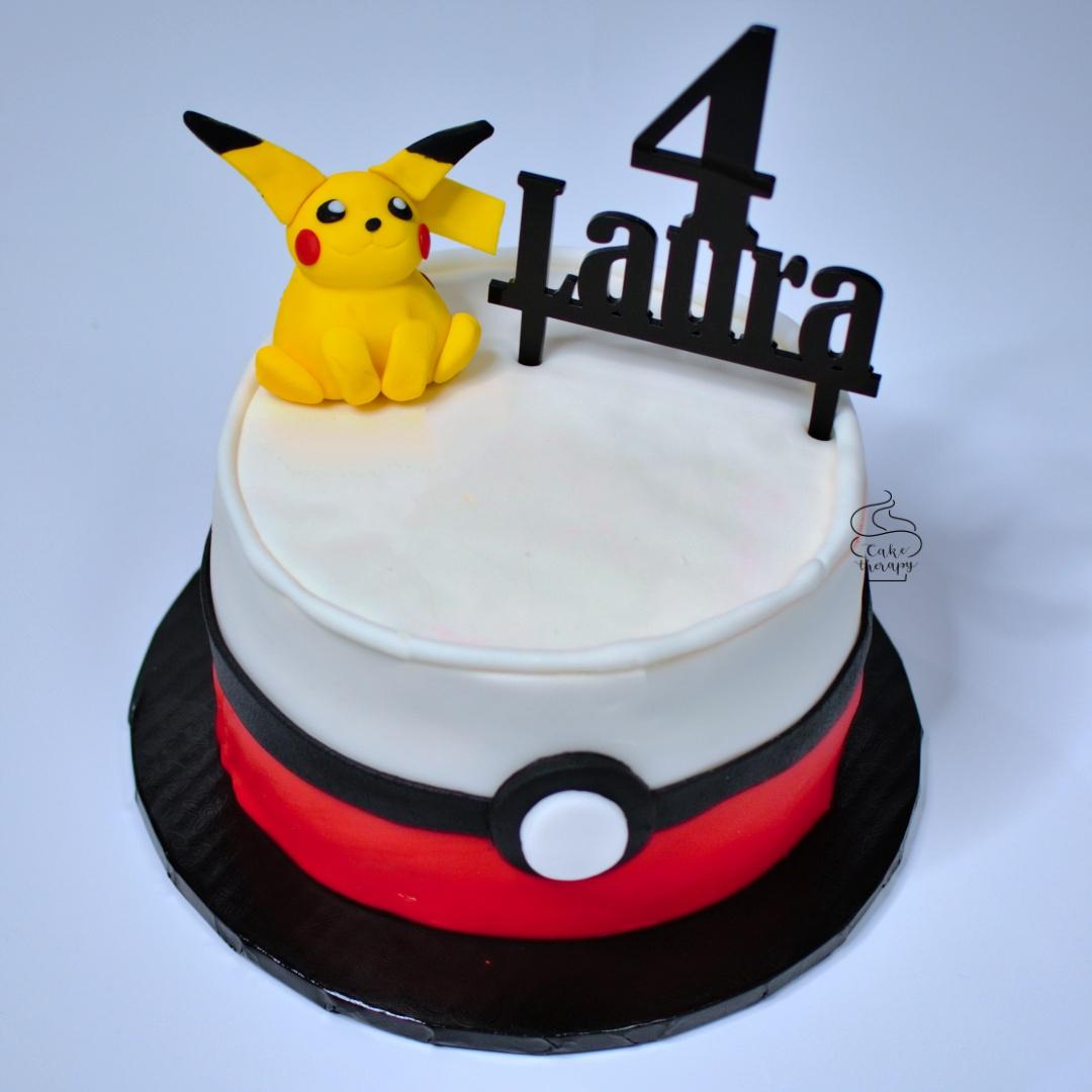 Tort pokemon