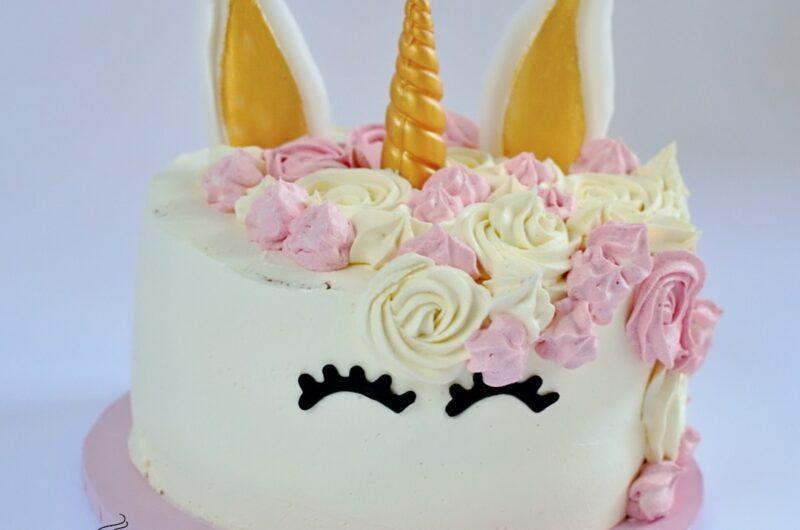 Tort jednorożec - prosty i efektowny